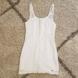 Hollister White Lace Dress 00